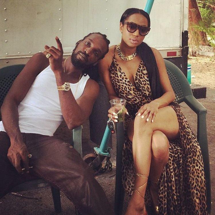 Mavado (singer) Mavado Facing MultiMillion Dollar Divorce from Wife Monique