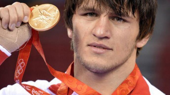 Mavlet Batirov Twotime Olympic champion wrestler hungry for more in