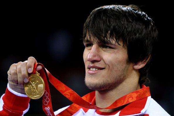 Mavlet Batirov www3picturesgizimbiocomOlympicsDay11Wrestl
