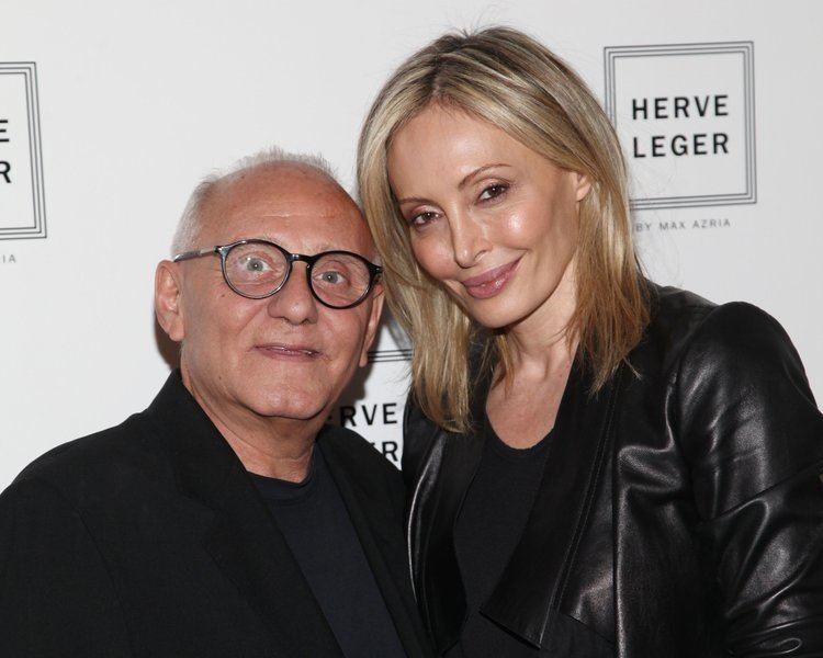 Max Azria BCBG Max Azria and Lubov Azria Designer Interview POPSUGAR Fashion