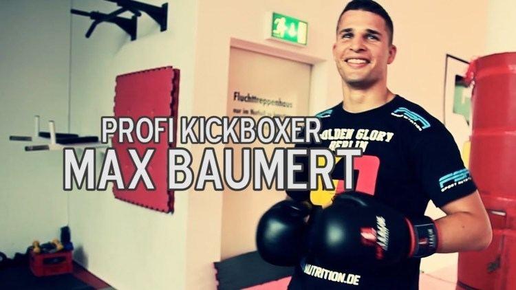 Max Baumert KICKBOXING CHAMPION MAX BAUMERT Golden Glory Berlin