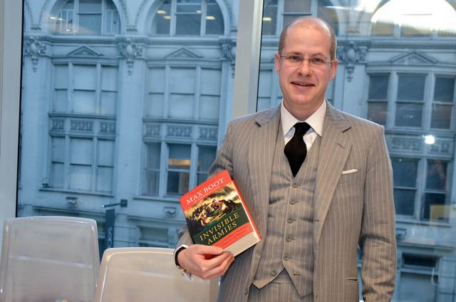 Max Boot Georgetown Security Studies Review Max Boot39s Invisible