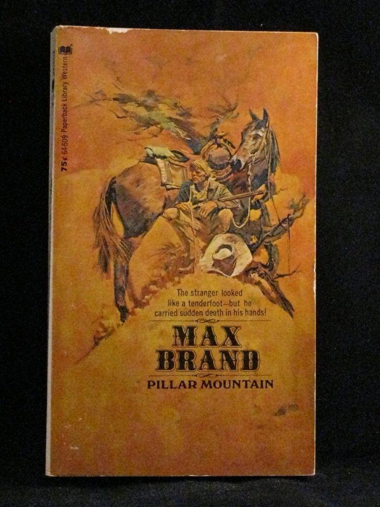 Max Brand MAX BRAND GUNS BOOTS AND SPURS BOOK BOMB SingularityampCo