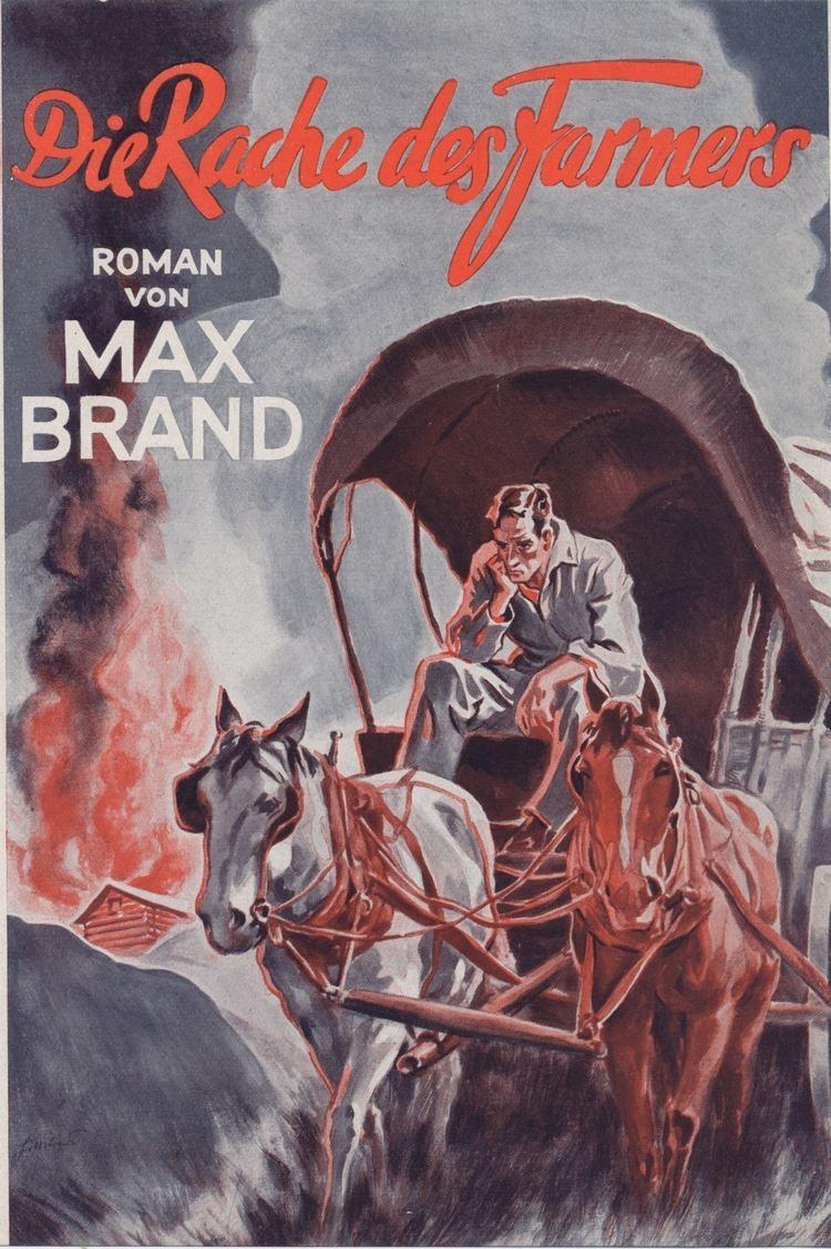 Max Brand Farmers Revenge Max Brand