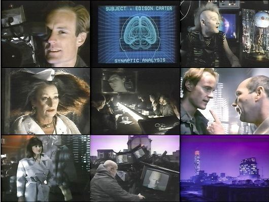 Max Headroom: 20 Minutes into the Future An often overlooked cyberpunk film Max Headroom 20 Minutes into