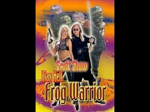 Max Hell Frog Warrior Max Hell Frog Warrior Trailer YouTube