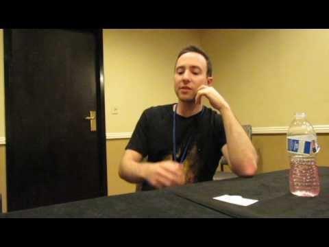 Max Mittelman Otakon 2016 Interview Max Mittelman YouTube