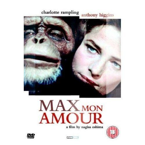 Max, Mon Amour Charlotte Rampling Max Mon Amour 1986 Dvd In Stock