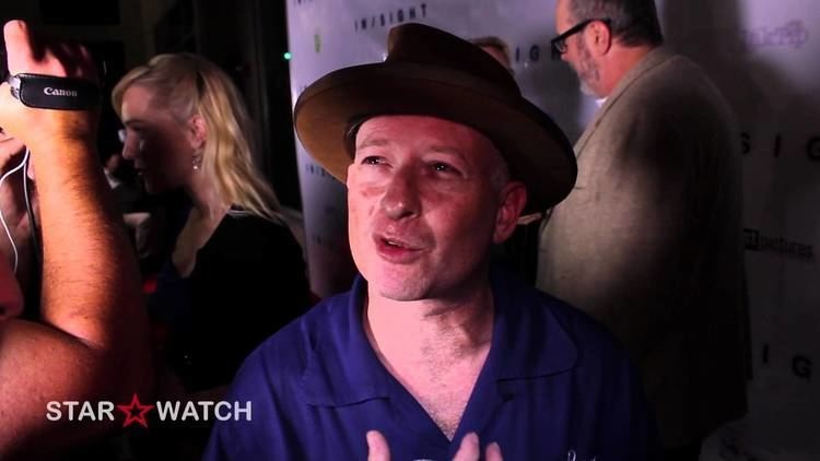 Max Perlich Max Perlich interview at InSight prerelease party YouTube