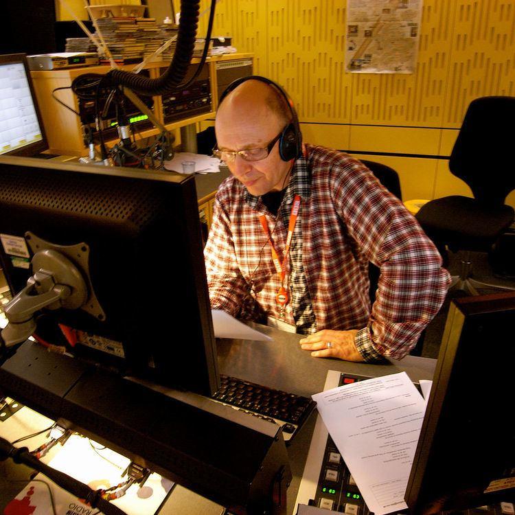 Max Reinhardt (radio presenter)