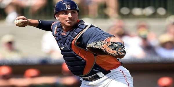 Max Stassi With Max Stassi out whats next for the Astros BBST
