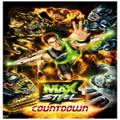 Max Steel: Countdown Max Steel Countdown ROBLOX