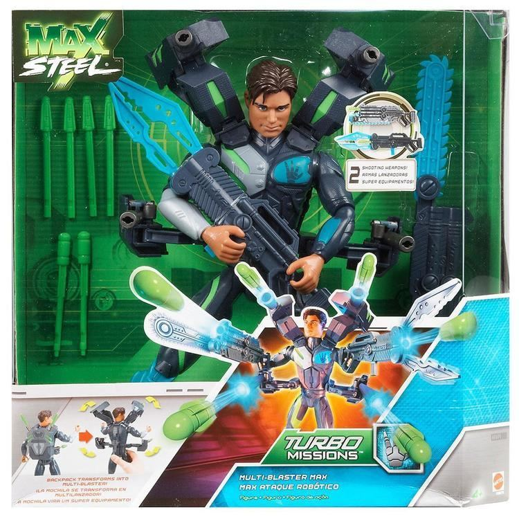 max steel team turbo 2018
