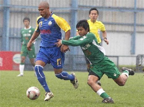 Max Suel da Cruz Player Soccer Max Suel Da Cruz on MyBestPlay