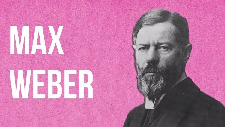 Max Weber SOCIOLOGY Max Weber YouTube