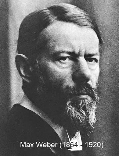 Max Weber hierarchy To the Roots A Radical Approach to Societal Problems