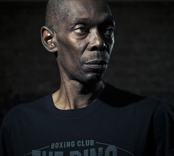 Maxi Jazz GREG FUNNELL BLOG Recent Portrait Maxi Jazz Faithless