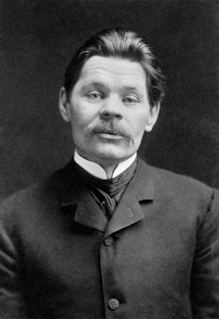 Maxim Gorky httpsuploadwikimediaorgwikipediacommonsthu