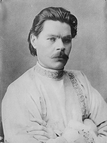 Maxim Gorky FileMaxim Gorkyjpg Wikimedia Commons