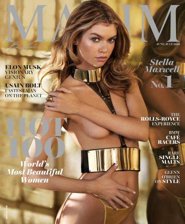 Maxim (magazine) Features America39s White Boy