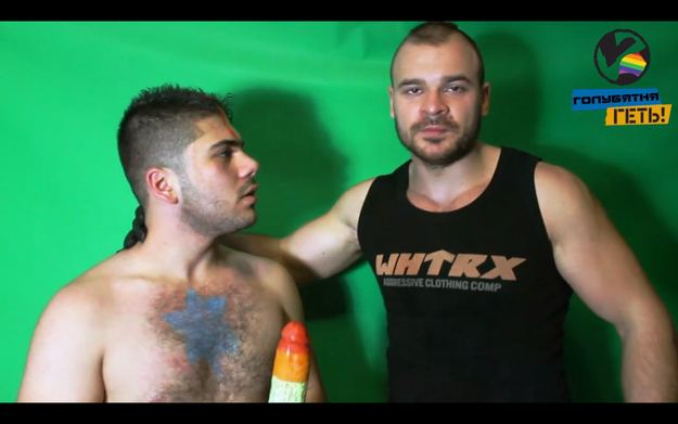 Maxim Martsinkevich Notorious AntiGay Activist Flees Russia Over quotExtremism