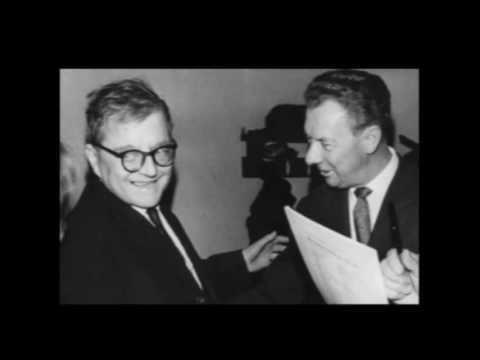 Maxim Shostakovich Shostakovich Symphony No 15 2 AdagioLargo Cond