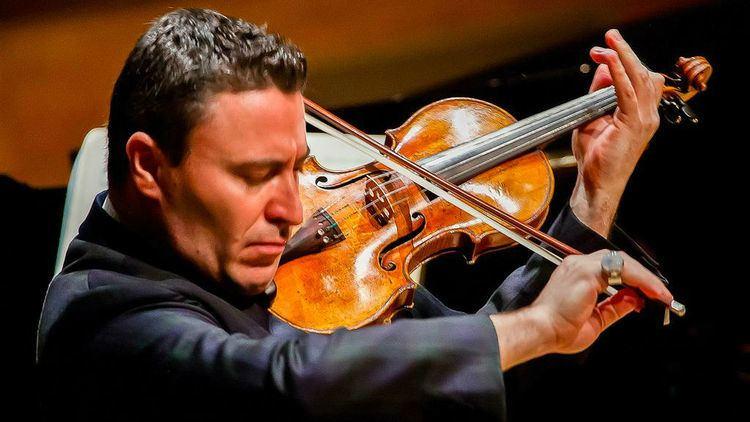 Maxim Vengerov Violinist Vengerov says his heart and soul belong in
