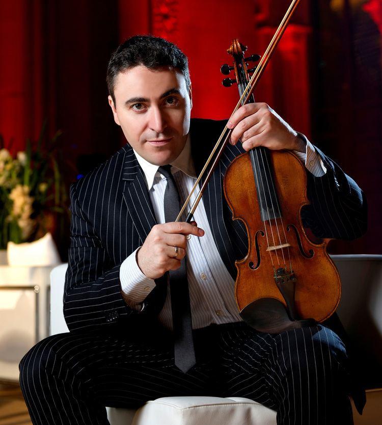 Maxim Vengerov Montreal International Music Competition amp Maxim Vengerov