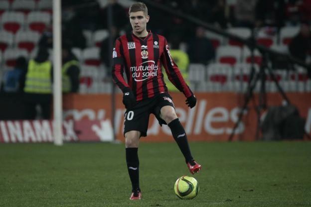 Maxime Le Marchand Foot Ligue 1 Nice Nice Les croiss pour Maxime Le Marchand