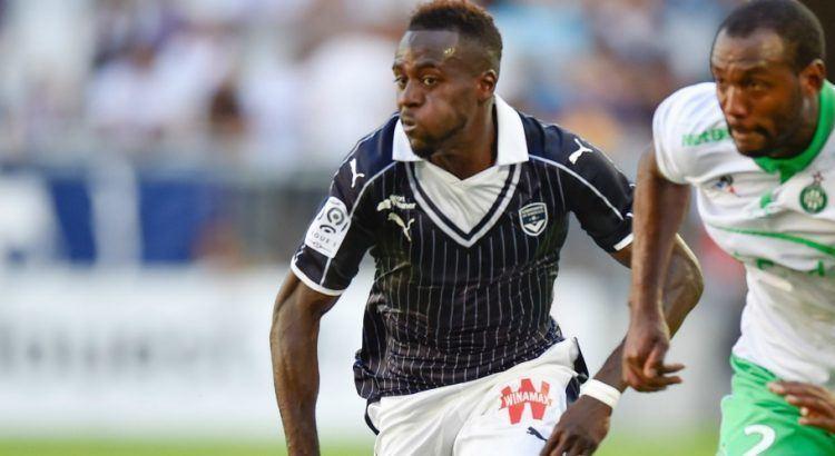 Maxime Poundjé L1 Bordeaux Maxime Poundj prolonge Mercato 365
