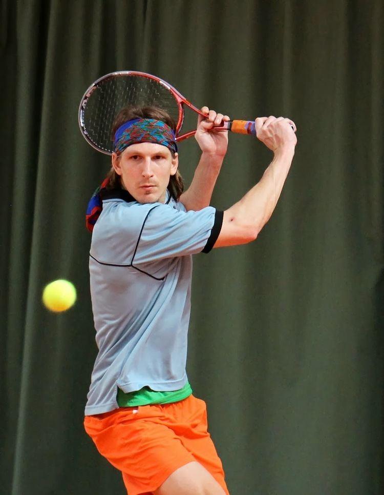 Maximilian Abel Tennis Aargau Februar 2014