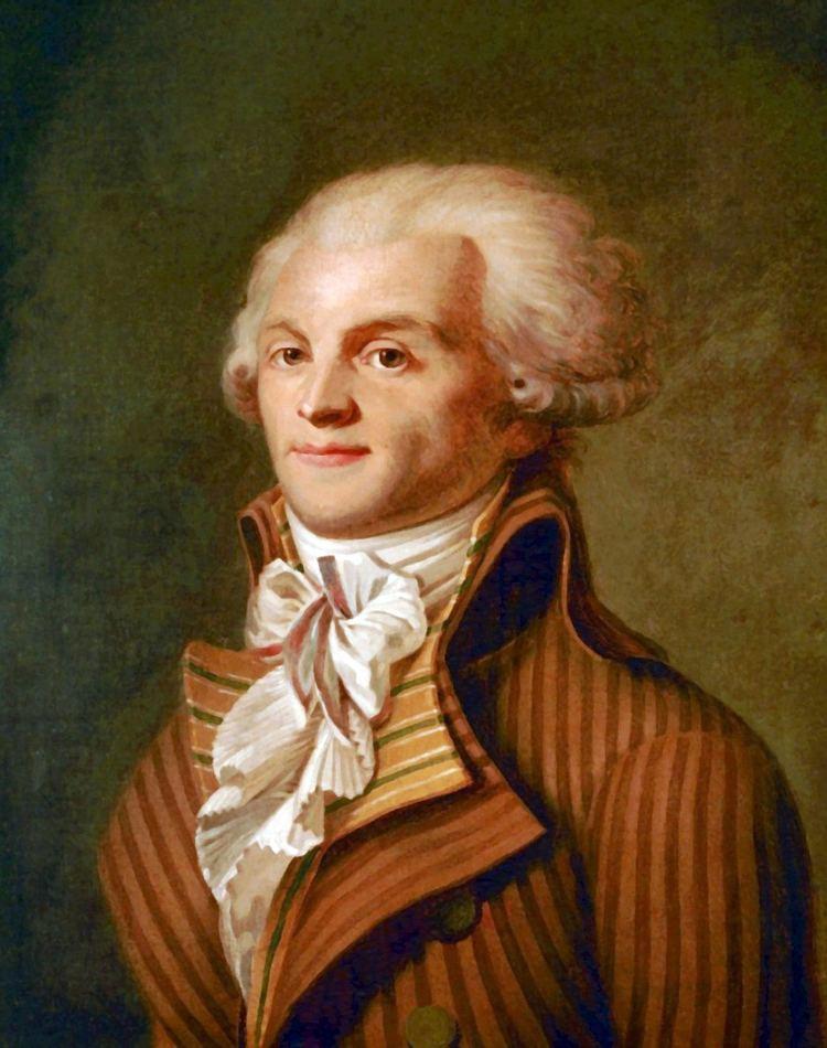 Maximilien Robespierre httpsuploadwikimediaorgwikipediacommons11
