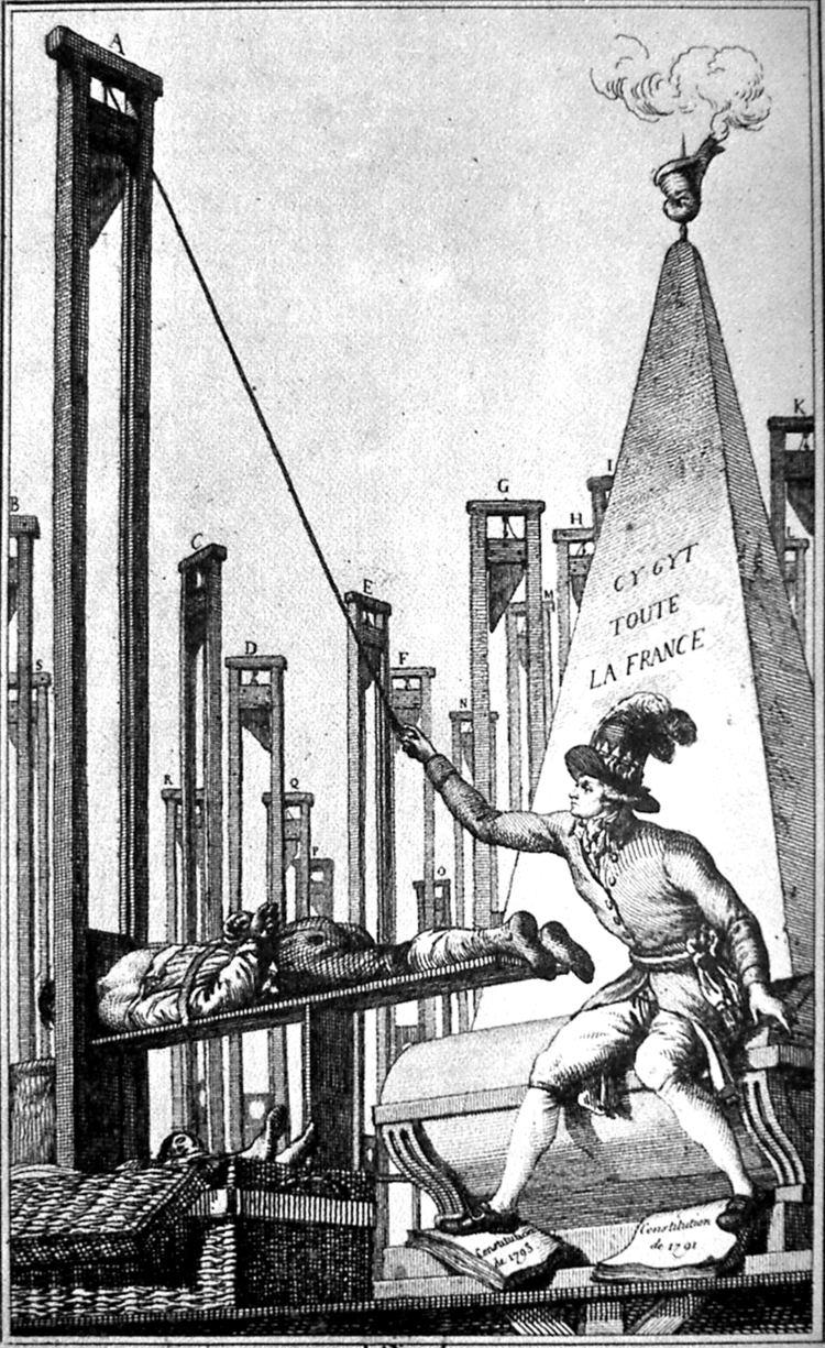 Maximilien Robespierre Maximilien Robespierre Wikipedia