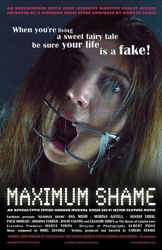 Maximum Shame Maximum Shame 2010 Movie Review Horrorphilia