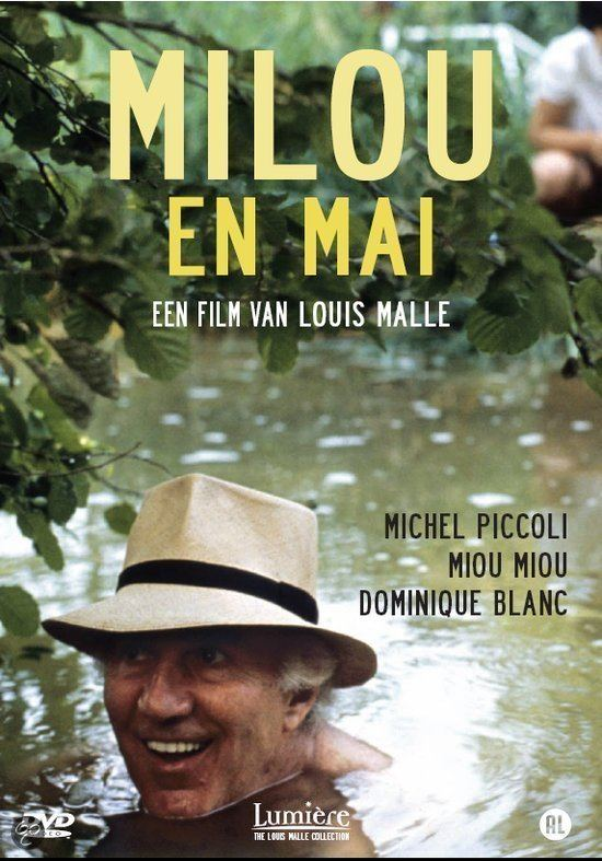 May Fools Scribblings of a Cinemaobsessed Mind Milou En Mai May Fools 1990