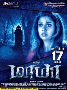 Maya (2015 Indian film) movie poster