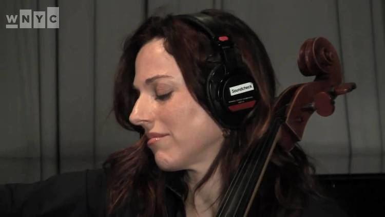 Maya Beiser Maya Beiser quotKashmirquot Live on Soundcheck YouTube