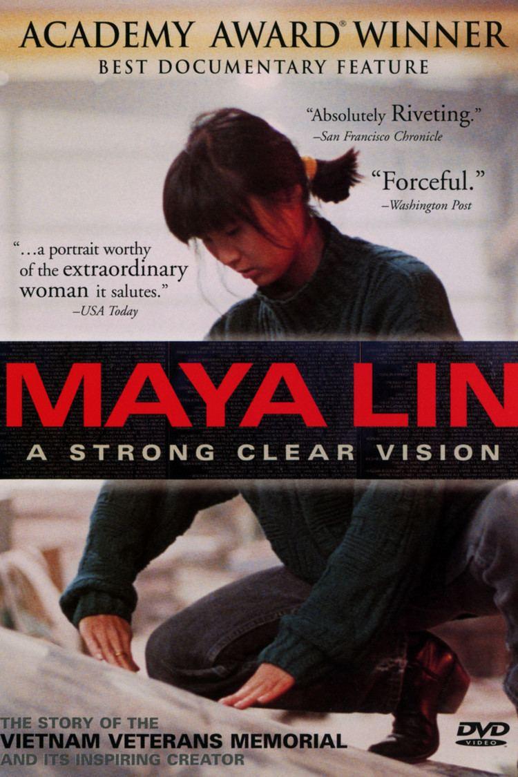 Maya Lin: A Strong Clear Vision wwwgstaticcomtvthumbdvdboxart58770p58770d