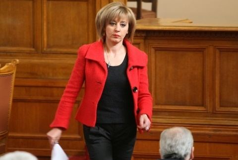 Maya Manolova Bulgarian MP Sanctioned for Saying Majority Has No Opinion