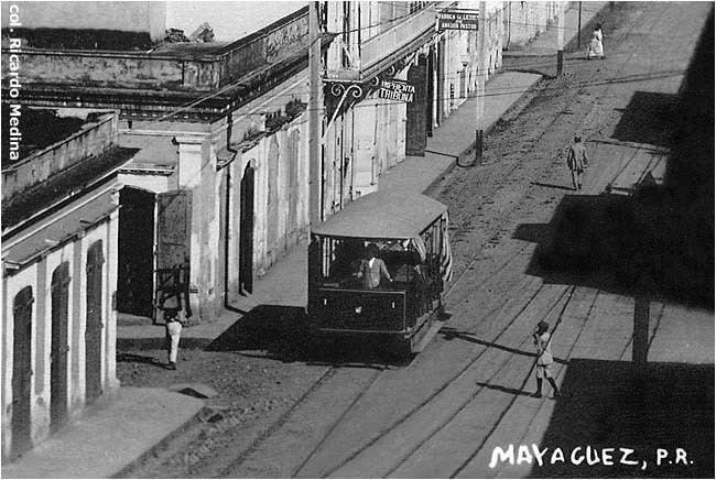 Mayaguez, Puerto Rico in the past, History of Mayaguez, Puerto Rico