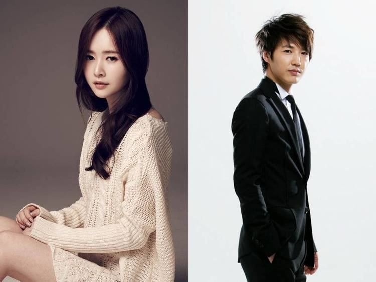MayBee Maybee and Yoon Sang Hyun reveal they39ve been dating for 8
