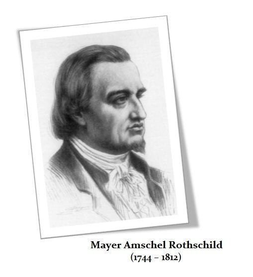 Mayer Amschel Rothschild Rothschilds Famous Quote Likely MadeUp Armstrong Economics