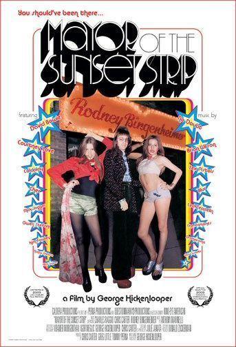 Mayor of the Sunset Strip Mayor of the Sunset Strip Movie Poster 1 of 2 IMP Awards