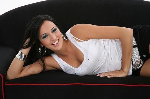 Mayre Martinez Mayr Martnez Llor muchsimo haciendo el nuevo disco