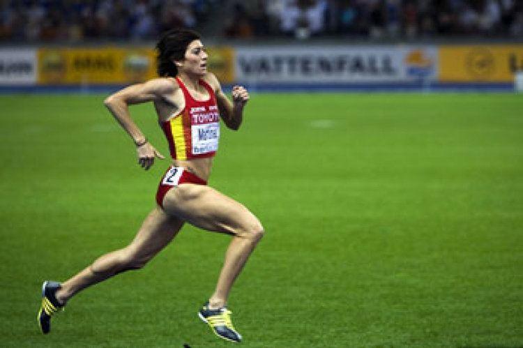 Mayte Martínez Atletismo Mayte Martnez cuando perder es ganar Noticias de Deportes