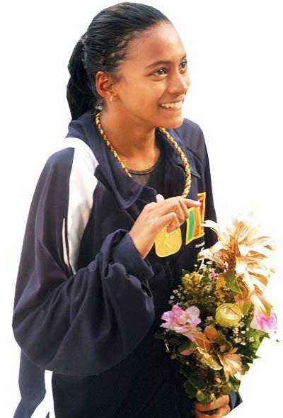 Mayumi Raheem Sri Lanka Sports News Online edition of Daily News