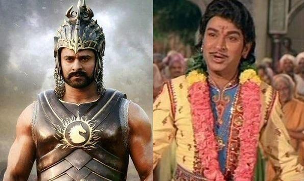 Mayura (film) movie scenes Prabhas Baahubali inspired by Kannada superstar Rajkumar s Mayura
