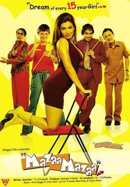 Mazaa Mazaa movie poster