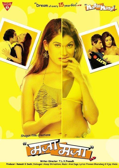 Mazaa Mazaa Movie Poster 3 of 3 IMP Awards
