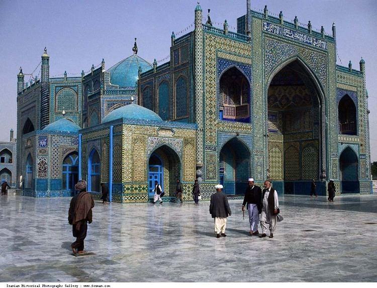foumancomhistoryimgAfghanistanMazarSharifjpg